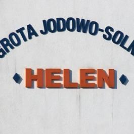Grota jodowo-solna Helen