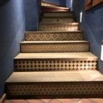 druk uv na drewnie sciana drukowna schody drukowane - 6