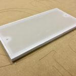 frezowanie bydgoszcz cnc spasowanie elementów z plexi i pvc z podfrezowaniem